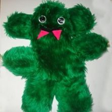 Intermediate Monster Hand Puppet Sewing Kit